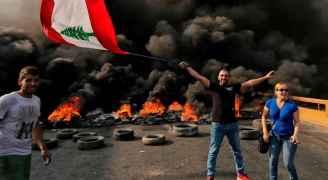 كيف تفاعل الأردنيون مع مظاهرات لبنان؟