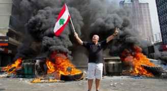 هدوء في العاصمة اللبنانية بيروت بعد تظاهرات واحتكاك مع الأمن
