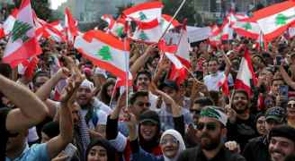 وزير لبناني ينشر نص استقالته تحت ضغط المظاهرات