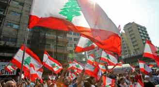 """هؤلاء هم حكام لبنان الذين يطالب المتظاهرون برحيلهم """"كلن يعني كلن"""""""