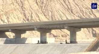 مواعيد متضاربة للموعد النهائي لإنجاز إعادة تأهيل جسور البحر الميت - فيديو