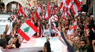 اللبنانيون يردون على خطاب نصر الله