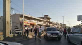 هذه الطرق المقطوعة في لبنان