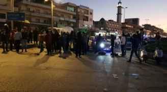 إعادة إغلاق الطرق في بعض المناطق لبنانية