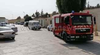 مراسل رؤيا: نقل عدد من المصابين بحادثة الطعن بجرش الأثرية للمدينة الطبية