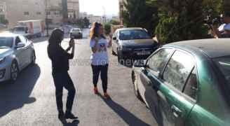 وصول الأسيرة الأردنية المحررة هبة الللبدي الى منزلها في عمان - فيديو وصور