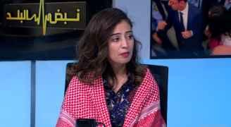 """هبة اللبدي تكشف لـ """"رؤيا"""" عن وزنها قبل وبعد الإضراب عن الطعام - فيديو"""