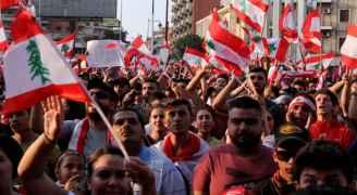 """المتظاهرون اللبنانيون على موعد مع """"أحد الإصرار"""""""