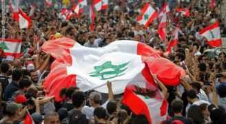 السلطات اللبنانية تلتف على مطالب المتظاهرين ودعوات لإضراب عام الثلاثاء