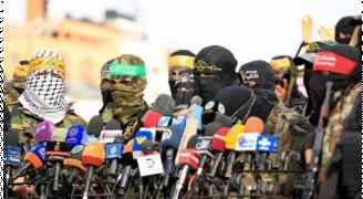 الاحتلال يعلن الحرب على غزة وفصائل المقاومة الفلسطينية تستنفر