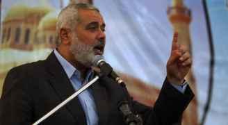 """هنية يعزي باستشهاد """"أبو العطا"""" ويؤكد أن الاغتيال لن يغير عقيدة المقاومة القتالية"""