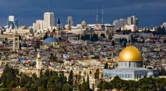 صافرات الانذار تدوي في القدس بعد اطلاق صواريخ من غزة