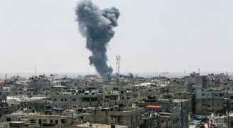 استشهاد فلسطيني جراء مواصلة الاحتلال عدوانه على غزة