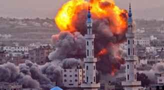 3 ملايين دولار خسائر غزة جراء 90 غارة نفذها الاحتلال