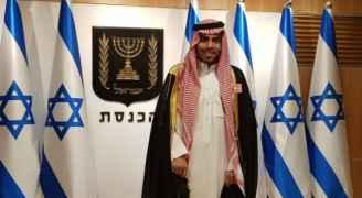 شاهد .. ناشط سعودي يؤيد عدوان الاحتلال على غزة ويفاخر بنتنياهو