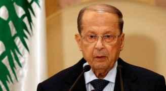 الرئيس اللبناني: تسمية رئيس الحكومة فور انتهاء الاستشارات النيابية