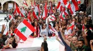 ارتفاع قياسي لسعر الدولار وازمات معيشية وخدماتية بسبب الاحتجاجات في لبنان