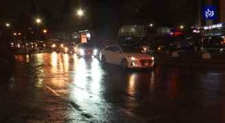 بعد انتظار.. أمطار غزيرة تعم معظم أنحاء المملكة (فيديو)