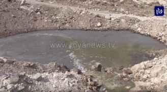 مياه اليرموك: 468 حالة فيضان لشبكات الصرف الصحي خلال المنخفض