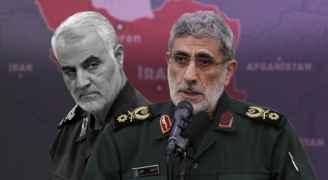 أول تصريح لقائد فيلق القدس الإيراني الجديد بعد اغتيال سليماني