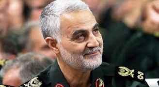 وصول جثمان قاسم سليماني إلى إيران