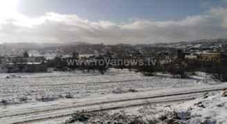 """""""الأرصاد"""": زخات ثلجية الأربعاء والخميس فوق قمم الجبال العالية في الأردن.. تفاصيل"""