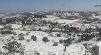 """""""الأرصاد"""": ثلوج وبرد وامطار غزيرة ورياح عاتية قادمة للأردن"""