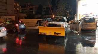 أمانة عمان تعلن حالة الطوارئ المتوسطة وقصوى أمطار