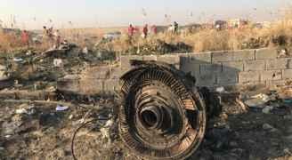 إيران ترفض تسليم صندوق الطائرة الأوكرانية الأسود لشركة بوينغ