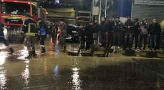 """الحاج توفيق ينتقد غرق عمان مجدداً: """"استفزاز لمشاعر التجار"""""""