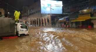 مطالب بتشكيل لجنة تحقيق للوقوف على اسباب فيضانات وسط البلد