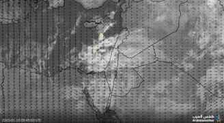 طقس العرب: أمطار في المناطق الوسطى.. وثلوج في الجنوب