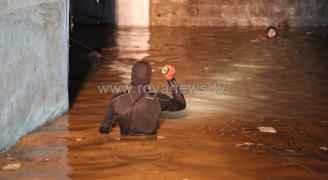 الحاج توفيق: مضخات المياه التي أحضرتها أمانة عمان بعضها لم يعمل! - فيديو