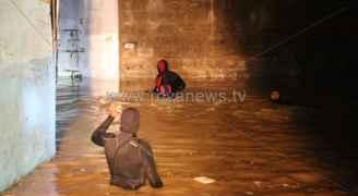 غرق عمان.. مشهد متكرر في السنوات الأخيرة (فيديو)