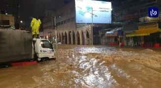 هل تعوض شركات التأمين المركبات المتضررة من الأمطار في الأردن؟