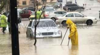 الأمانة تعلن حالة الطوارئ المتوسطة  الاثنين والقصوى الثلاثاء