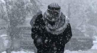 كُتلة هوائية شديدة البرودة قُطبية المنشأ تؤثر على الأردن.. وتوقعات بتساقط الثلوج - فيديو