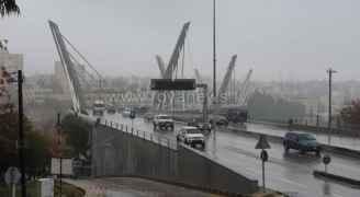 طقس العرب: أمطار غزيرة وعواصف رعدية في العديد من مناطق الأردن