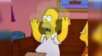 """هل تنبأ مسلسل """"ذا سيمبسونز"""" بفيروس كورونا قبل 27 عاما؟"""
