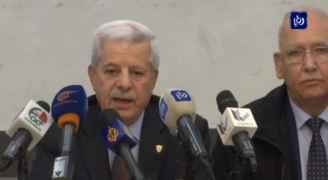 """رئيس مجلس النقباء محذراً: """"خطر صفقة القرن على الأردن كما هو على فلسطين"""".. فيديو"""