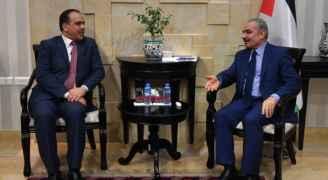 رئيس الوزراء الفلسطيني يثمن موقف الأردن الرافض لصفقة القرن