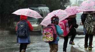 مدارس تعلن تعطيل الدراسة الأحد بسبب الظروف الجوية في الأردن