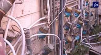 مياه اليرموك تحذر من موجة الصقيع