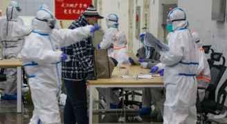 """الصين تعالج مرضى الكورونا بطعام فريد من نوعه """"صور"""""""