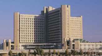 تأخير الدوام بمستشفى الملك المؤسس بسبب الظروف الجوية