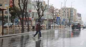 الأمن يحذر المواطنين بسبب الظروف الجوية.. فيديو