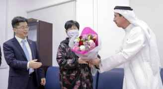 الإمارات تعلن شفاء أول حالة مصابة بفيروس كورونا - فيديو