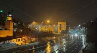 """الحالة الجوية في الأردن فجر الأحد بحسب """"تطبيقات الطقس"""""""
