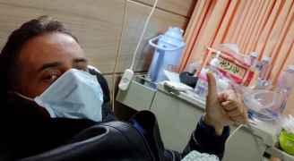 """أول مصاب عربي بكورونا يكشف تفاصيل """"حية"""" عن الفيروس"""