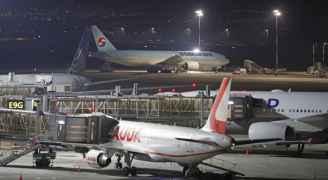 الاحتلال يغلق مجاله الجوي أمام الرحلات من كوريا الجنوبية واليابان